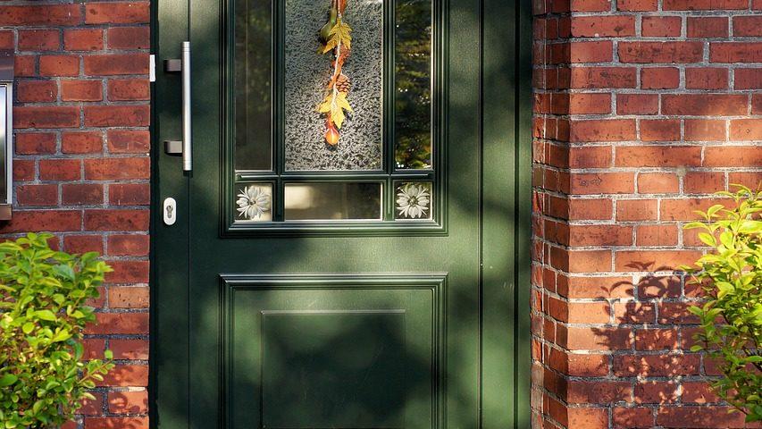 Quel Matriau Choisir Pour Sa Porte DEntre  Rnovation  Dco Maison