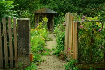aménager abri jardin