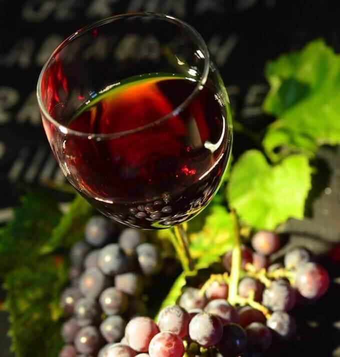 accessoire pour aérer le vin