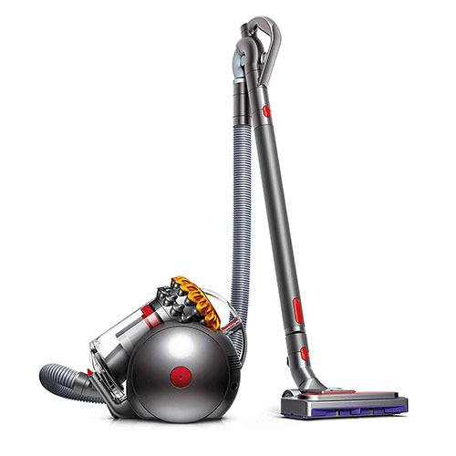 Dyson Big Ball Multifloor 2 + Jaune apsirateur traineau sans sac