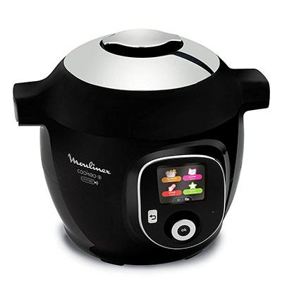 Moulinex Cookeo + Connect reviews