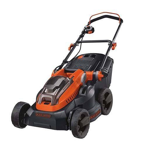 BLACK+DECKER CLM3820L1-QW - Tondeuse à Gazon