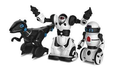 robot por jouet