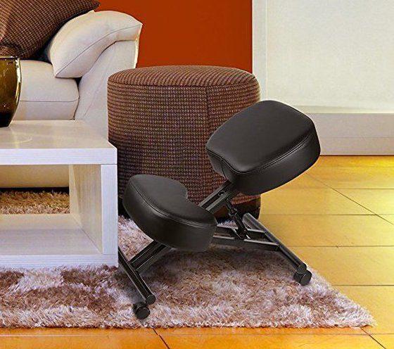 Cinius Chaise ergonomique professionnelle