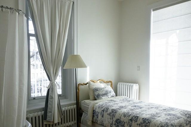 choisir tissu pour rideaux