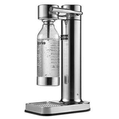 Aarke Carbonator II - Machine à eau pétillante