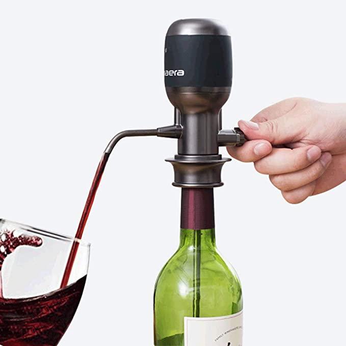 aerateur de vin electrique