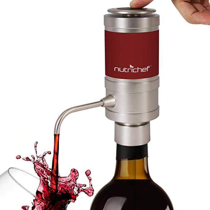 aerateur de vin electronique