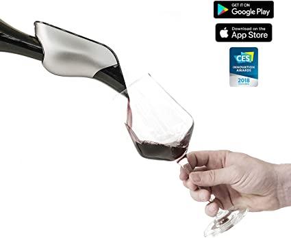 aerateur de vin electronique connecté