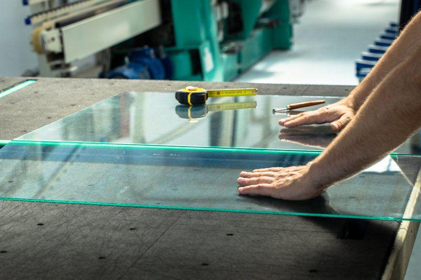 réparation vitre